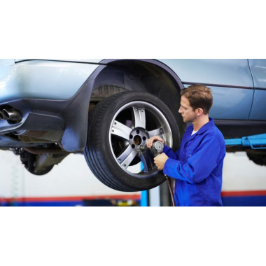 Permutado de neumáticos
