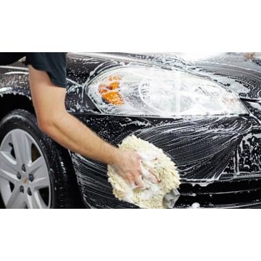 Limpieza de coche básica