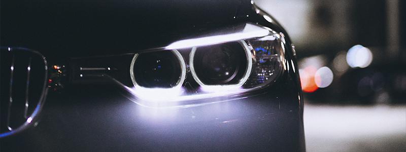 Luces coche